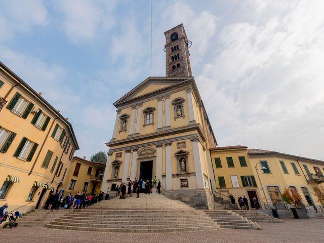 Il matrimonio di Fabrizio e Carlotta a Imbersago, Lecco 19