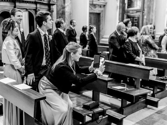 Il matrimonio di Fabrizio e Carlotta a Imbersago, Lecco 24