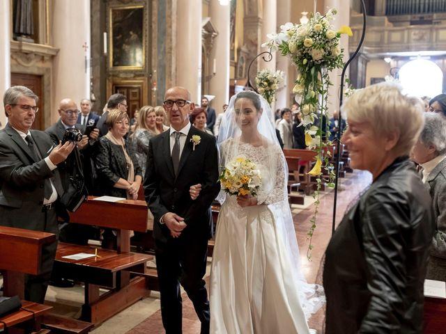 Il matrimonio di Fabrizio e Carlotta a Imbersago, Lecco 25