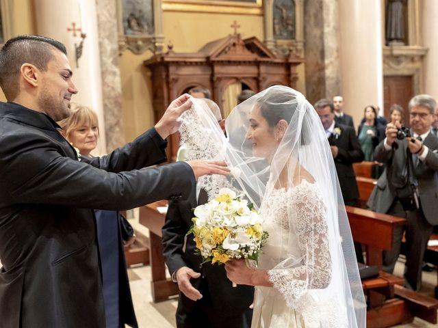 Il matrimonio di Fabrizio e Carlotta a Imbersago, Lecco 26