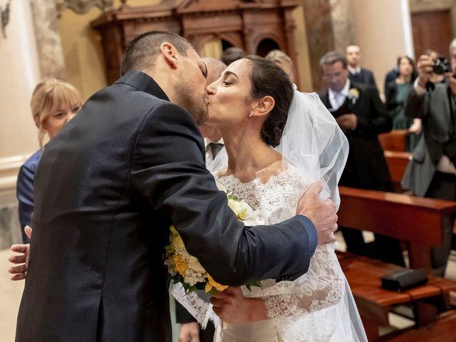 Il matrimonio di Fabrizio e Carlotta a Imbersago, Lecco 27