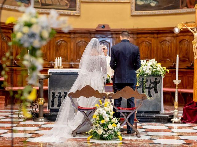 Il matrimonio di Fabrizio e Carlotta a Imbersago, Lecco 29