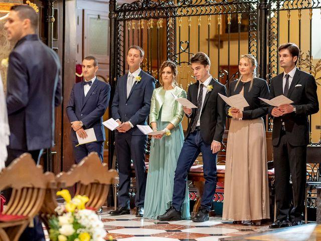 Il matrimonio di Fabrizio e Carlotta a Imbersago, Lecco 30