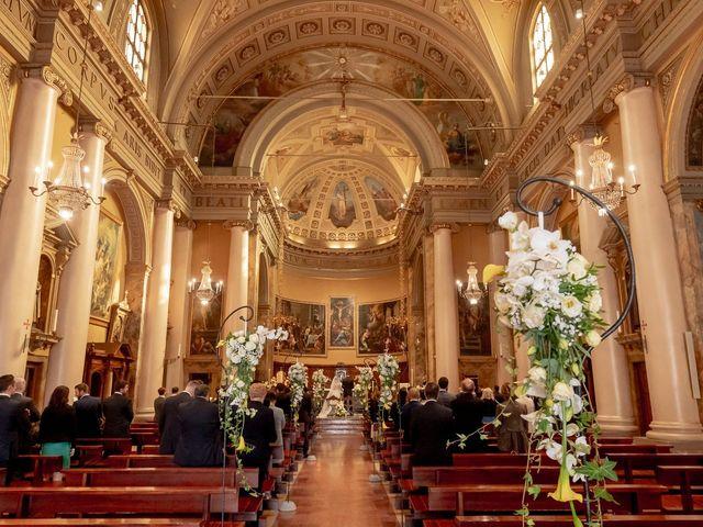 Il matrimonio di Fabrizio e Carlotta a Imbersago, Lecco 31