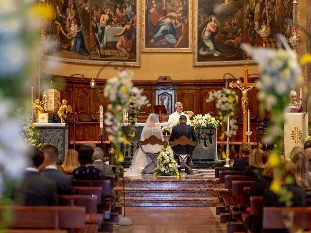 Il matrimonio di Fabrizio e Carlotta a Imbersago, Lecco 32