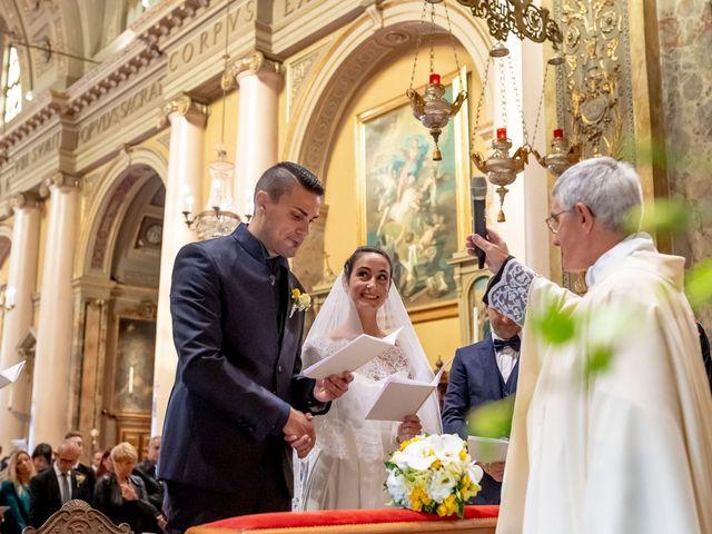 Il matrimonio di Fabrizio e Carlotta a Imbersago, Lecco 33