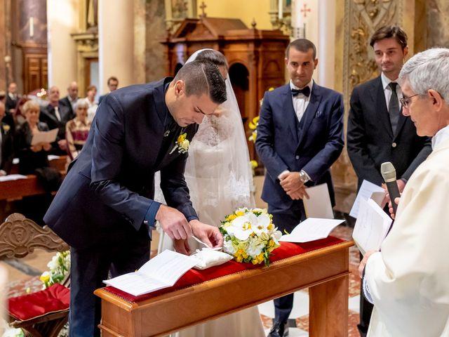 Il matrimonio di Fabrizio e Carlotta a Imbersago, Lecco 34