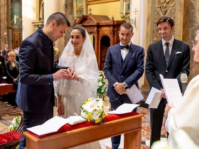 Il matrimonio di Fabrizio e Carlotta a Imbersago, Lecco 35