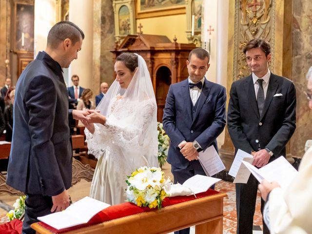 Il matrimonio di Fabrizio e Carlotta a Imbersago, Lecco 36