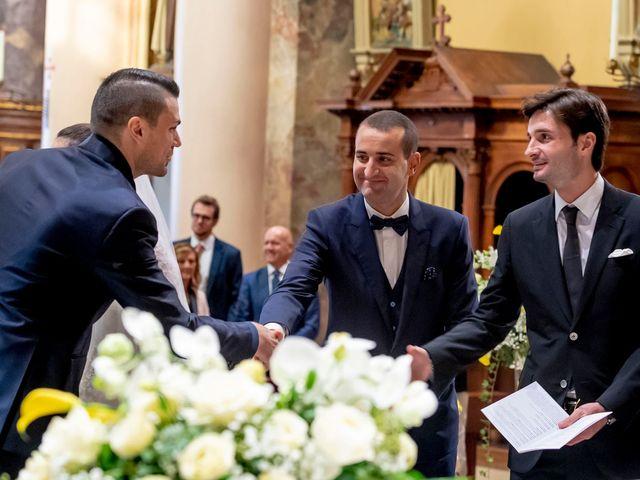 Il matrimonio di Fabrizio e Carlotta a Imbersago, Lecco 37