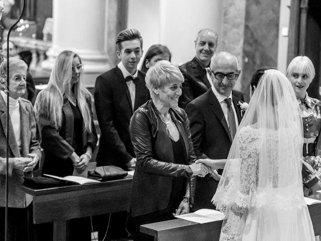 Il matrimonio di Fabrizio e Carlotta a Imbersago, Lecco 38
