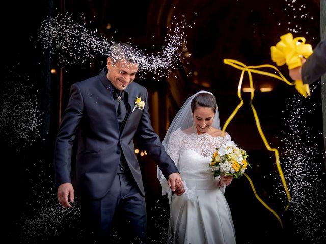 Il matrimonio di Fabrizio e Carlotta a Imbersago, Lecco 42