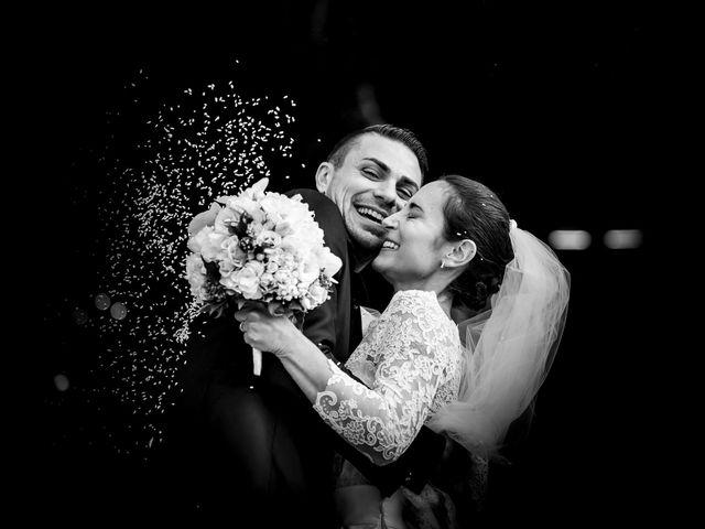 Il matrimonio di Fabrizio e Carlotta a Imbersago, Lecco 43