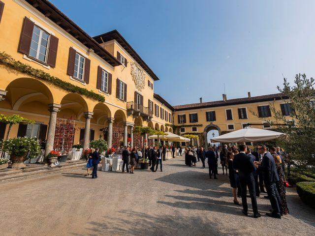 Il matrimonio di Fabrizio e Carlotta a Imbersago, Lecco 47