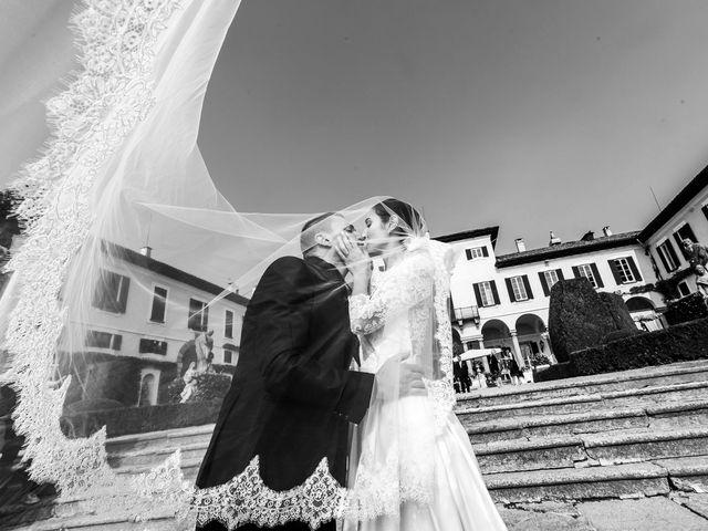 Il matrimonio di Fabrizio e Carlotta a Imbersago, Lecco 50