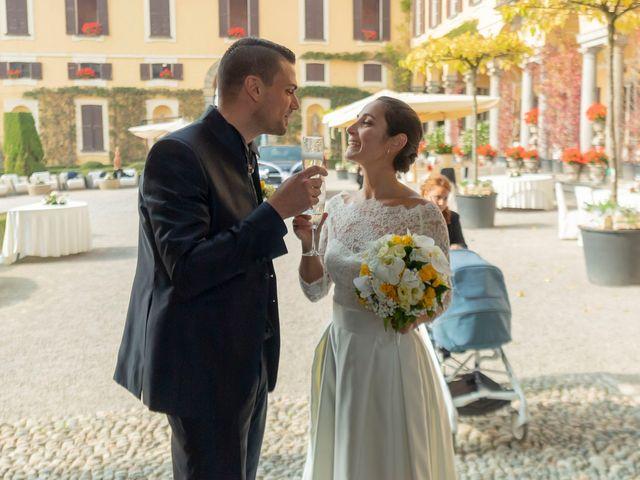 Il matrimonio di Fabrizio e Carlotta a Imbersago, Lecco 53