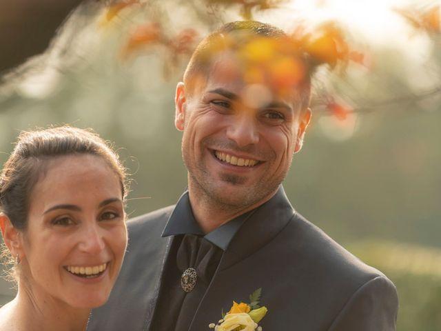 Il matrimonio di Fabrizio e Carlotta a Imbersago, Lecco 63