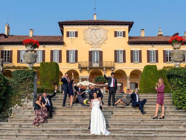 Il matrimonio di Fabrizio e Carlotta a Imbersago, Lecco 71