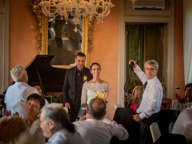 Il matrimonio di Fabrizio e Carlotta a Imbersago, Lecco 72