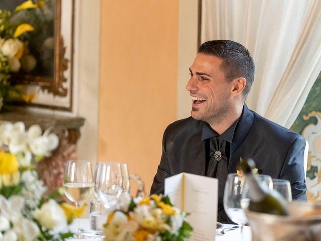 Il matrimonio di Fabrizio e Carlotta a Imbersago, Lecco 75