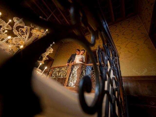 Il matrimonio di Fabrizio e Carlotta a Imbersago, Lecco 81