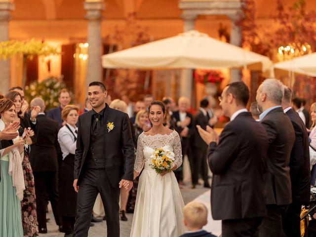 Il matrimonio di Fabrizio e Carlotta a Imbersago, Lecco 86