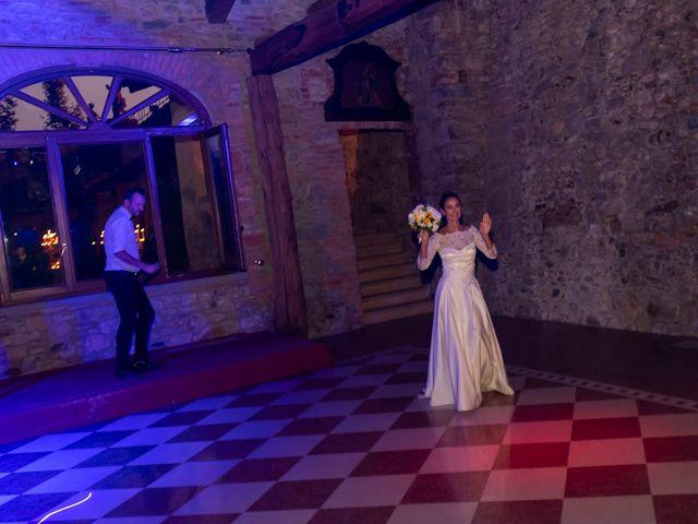 Il matrimonio di Fabrizio e Carlotta a Imbersago, Lecco 90