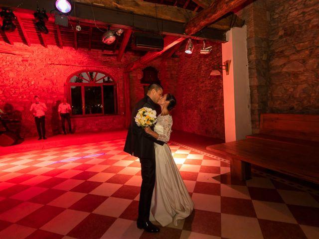 Il matrimonio di Fabrizio e Carlotta a Imbersago, Lecco 91