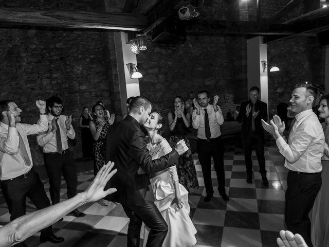 Il matrimonio di Fabrizio e Carlotta a Imbersago, Lecco 94