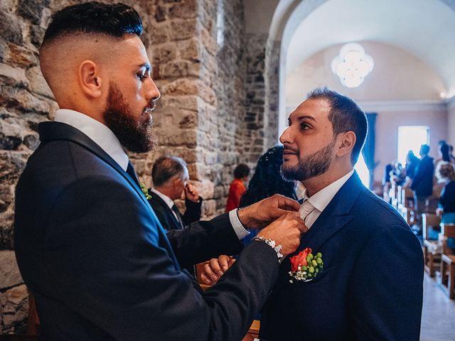 Il matrimonio di Vito e Fiamma a Bordighera, Imperia 22