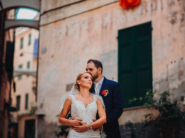 Il matrimonio di Vito e Fiamma a Bordighera, Imperia 40