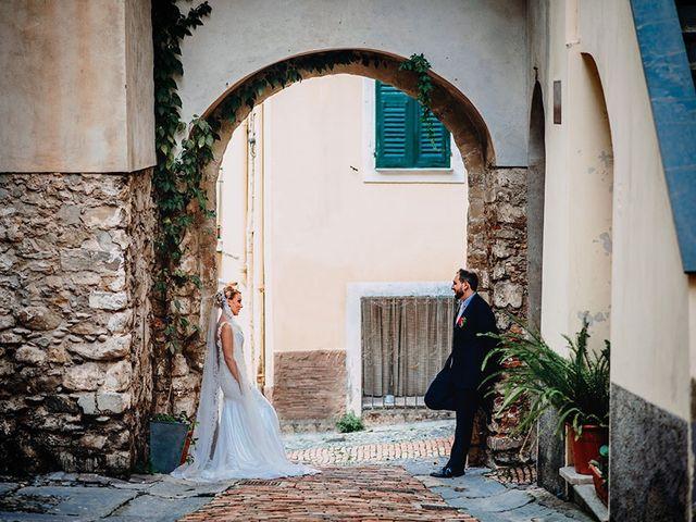 Il matrimonio di Vito e Fiamma a Bordighera, Imperia 41