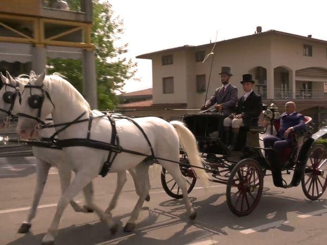 Il matrimonio di Massimo e Jessica a Bergamo, Bergamo 16
