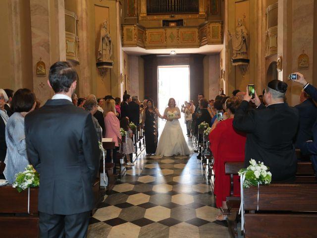Il matrimonio di Daniele e Rubina a Cernobbio, Como 9