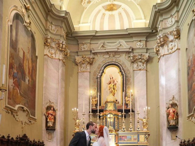 Il matrimonio di Daniele e Rubina a Cernobbio, Como 11