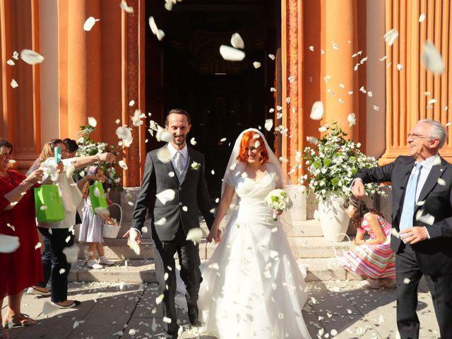 Le nozze di Rubina e Daniele