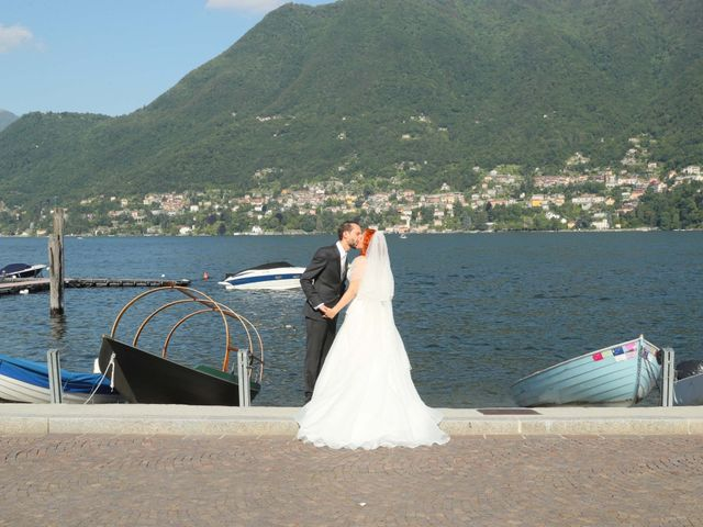 Il matrimonio di Daniele e Rubina a Cernobbio, Como 12