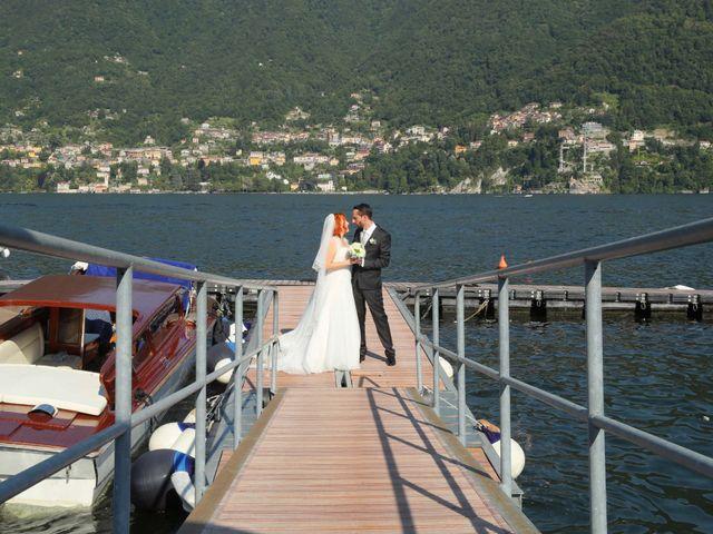 Il matrimonio di Daniele e Rubina a Cernobbio, Como 13