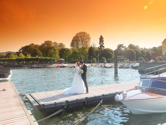 Il matrimonio di Daniele e Rubina a Cernobbio, Como 15