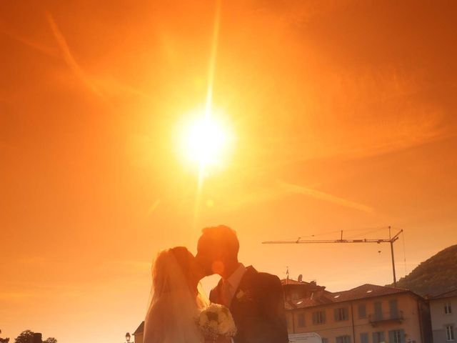 Il matrimonio di Daniele e Rubina a Cernobbio, Como 17