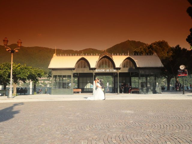 Il matrimonio di Daniele e Rubina a Cernobbio, Como 21