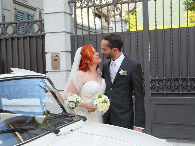 Il matrimonio di Daniele e Rubina a Cernobbio, Como 23