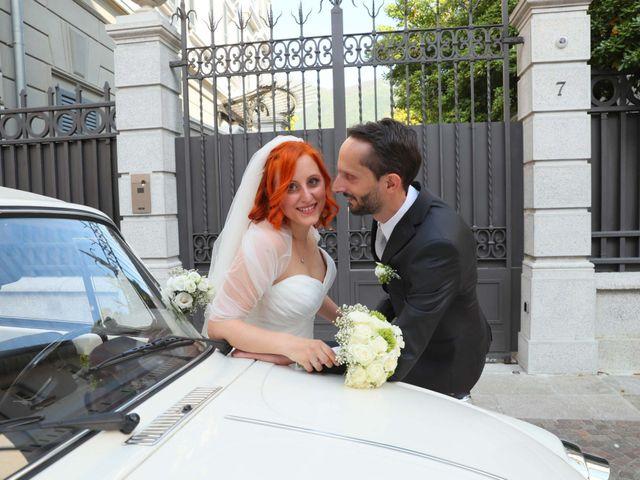 Il matrimonio di Daniele e Rubina a Cernobbio, Como 24