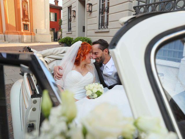 Il matrimonio di Daniele e Rubina a Cernobbio, Como 26