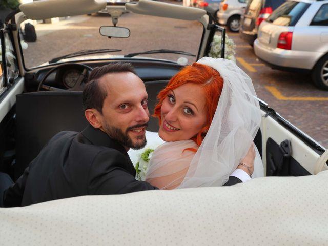 Il matrimonio di Daniele e Rubina a Cernobbio, Como 27