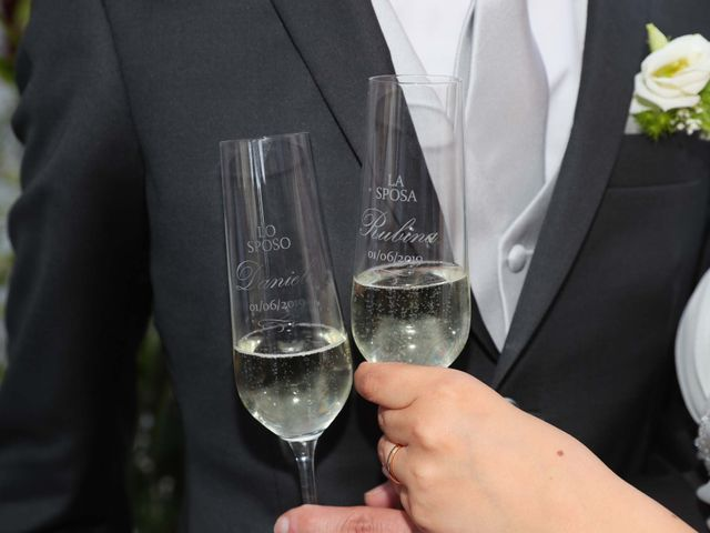 Il matrimonio di Daniele e Rubina a Cernobbio, Como 30