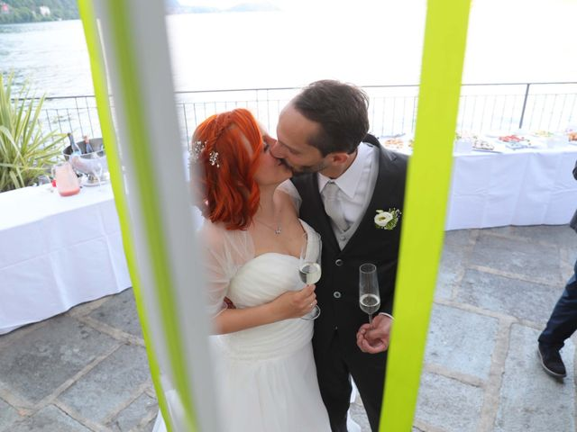 Il matrimonio di Daniele e Rubina a Cernobbio, Como 33