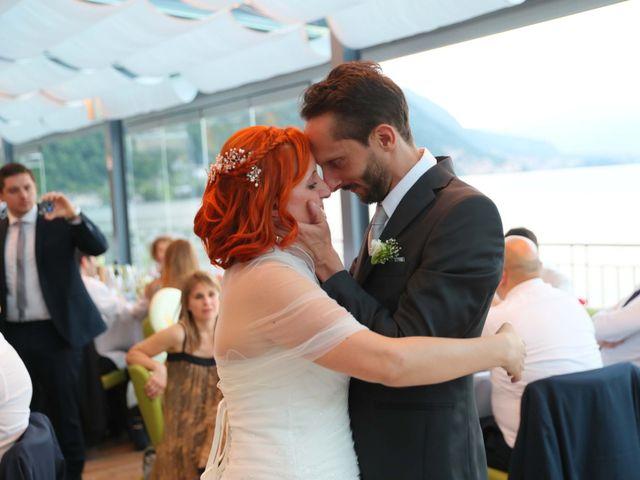 Il matrimonio di Daniele e Rubina a Cernobbio, Como 34