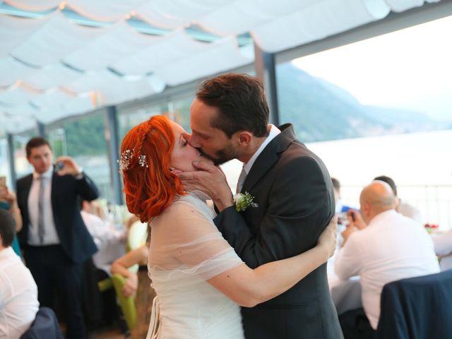 Il matrimonio di Daniele e Rubina a Cernobbio, Como 35