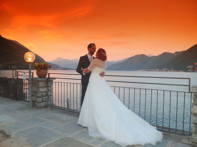Il matrimonio di Daniele e Rubina a Cernobbio, Como 37